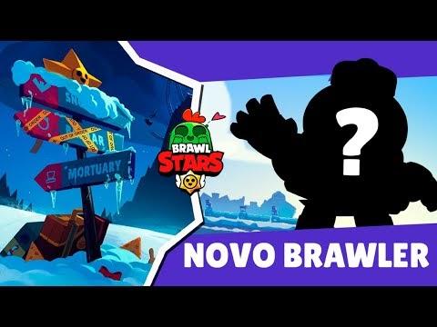 BRAWL STARS - É AMANHÃ! NOVO BRAWLER DE GELO,E MUITO  MAIS...
