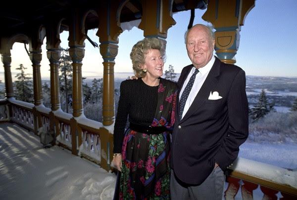 Décès de la princesse Kristine Bernadotte