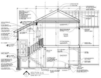 Architecture: Architecture Design Drawing