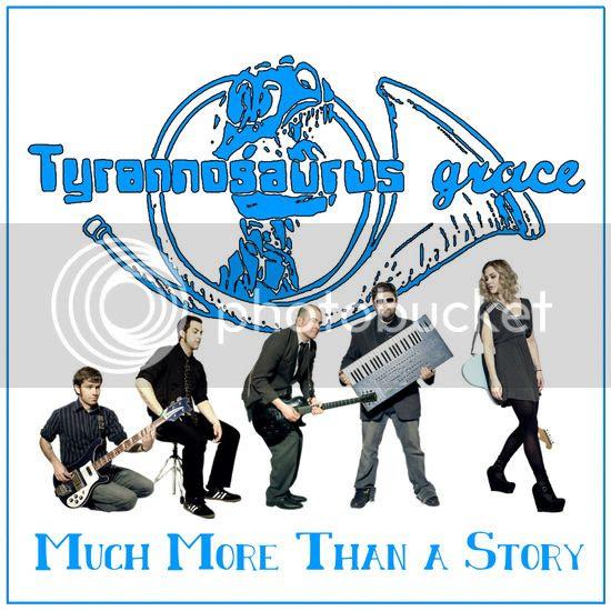 Tyrannasaurus Grace