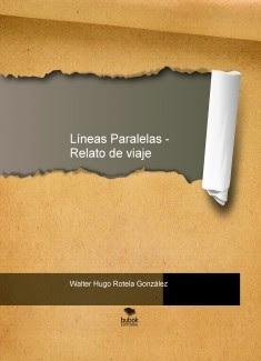 Portada del libro: Líneas Paralelas - Relato de viaje