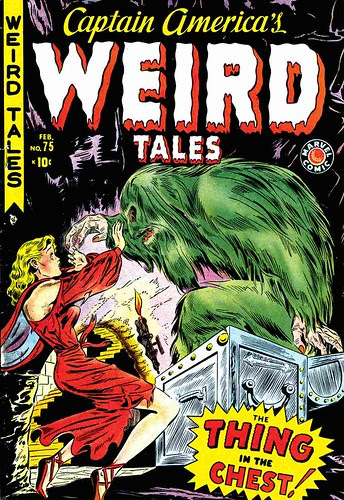 Captain america's weird tales 75
