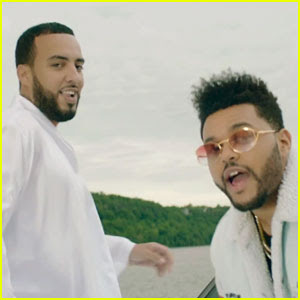 French Montana & The Weeknd Hit NYC In 'A Lie' Music Video - Watch!