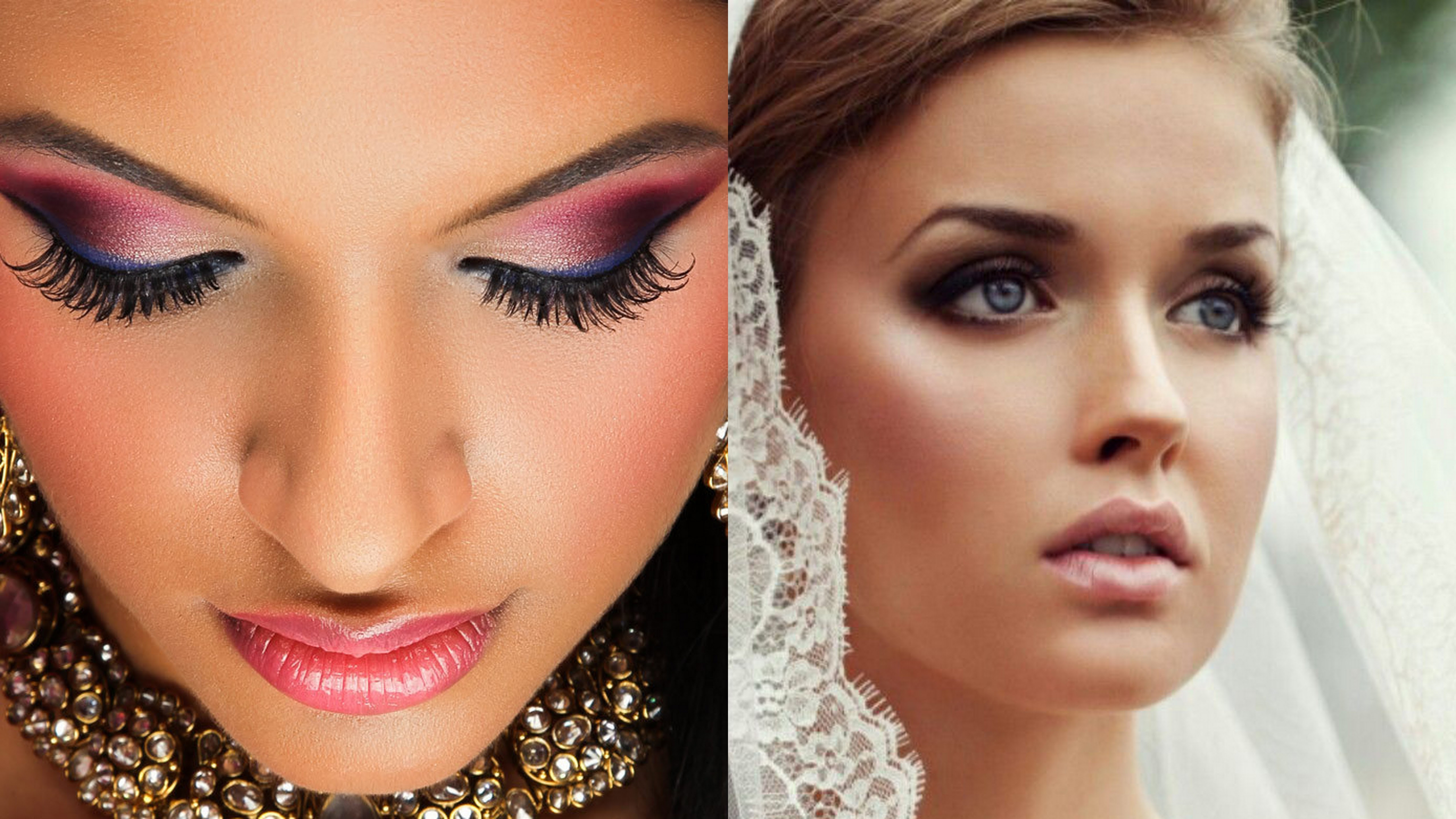Different styles of make up for kids