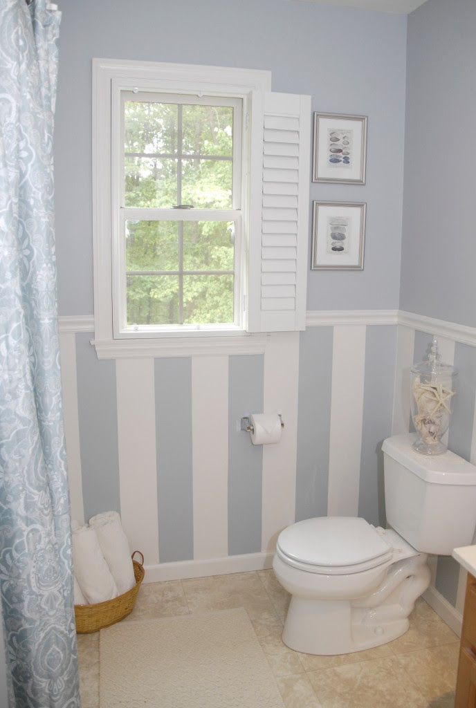 $88 bathroom makeover (plus a drool-worthy DIY window ...