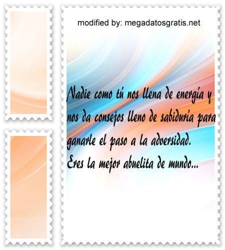Meg Mac Abuela Manos Poema Madre Confrebegaml