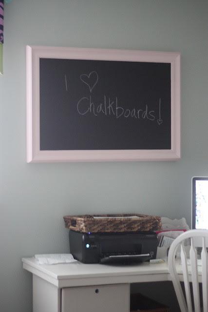 Magnetic chalkboard office6
