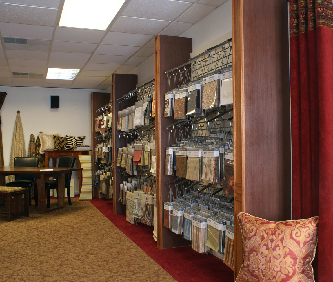 Interior Design Center and Fabric Workroom in East Dundee