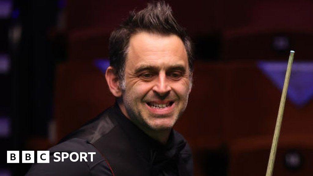 Northern Ireland Open: O'Sullivan out but Trump and Allen progress to last eight