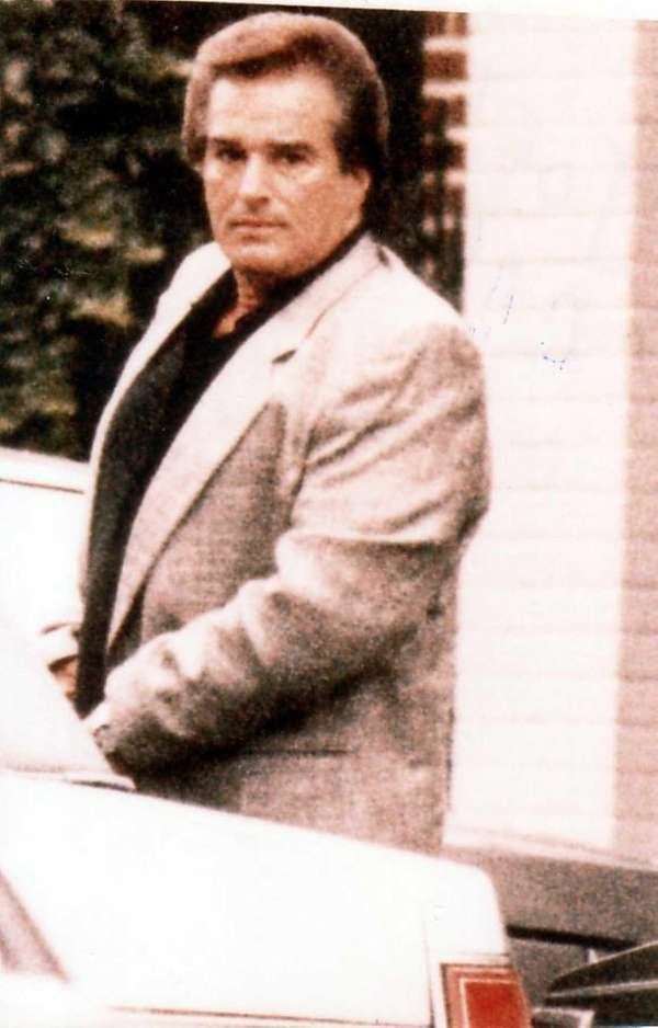 An undated photo of Colombo boss Joel Cacace.