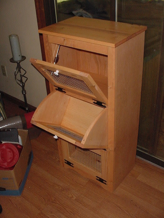 Free Woodworking Plans For Potato Onion Bin Woodworking