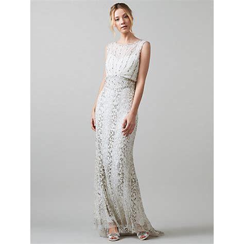 Buy Phase Eight Bridal Hope Wedding Dress, Ivory   John Lewis