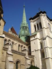 St Pierre Cathedral