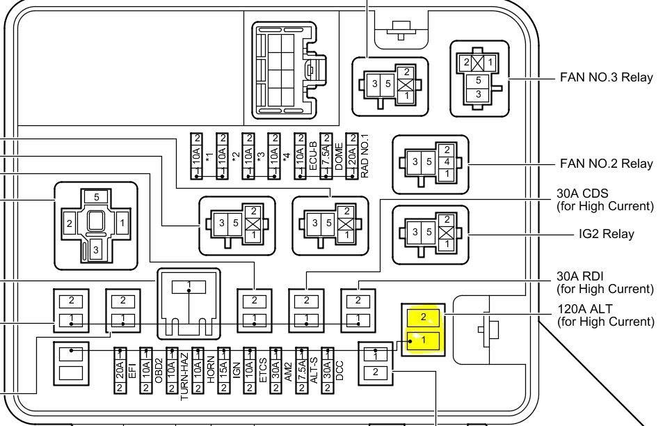 2006 Scion Tc Serpentine Belt Diagram