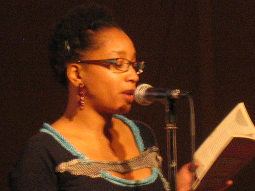 Tisa Bryant reading, Links Hall