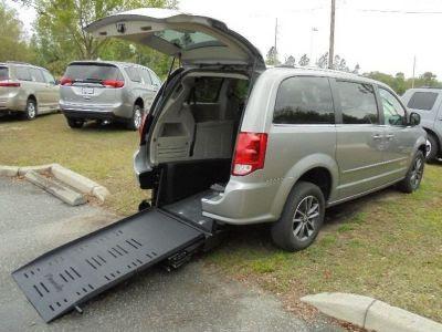 Wheelchair Van New Used 2017 Dodge Grand Caravan