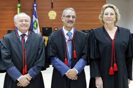 Luiz Ferreira da Silva Carlos Alberto Alves da Rocha Maria Helena Póvoas