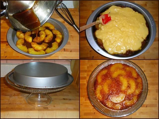 Pineapple Upside-Down Cake2