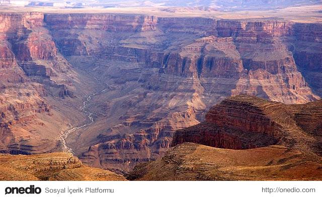 En Büyük Vadi - Büyük Kanyon, Amerika