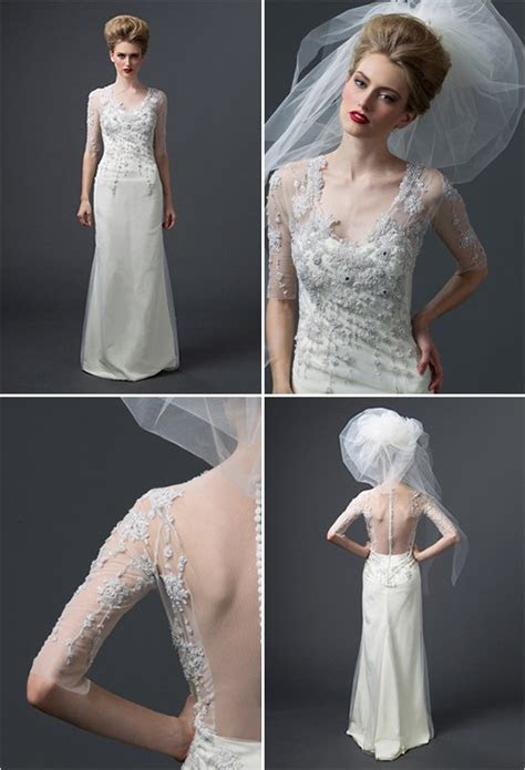 Silk Dresses   Chic Special Design Wedding Dress #805710
