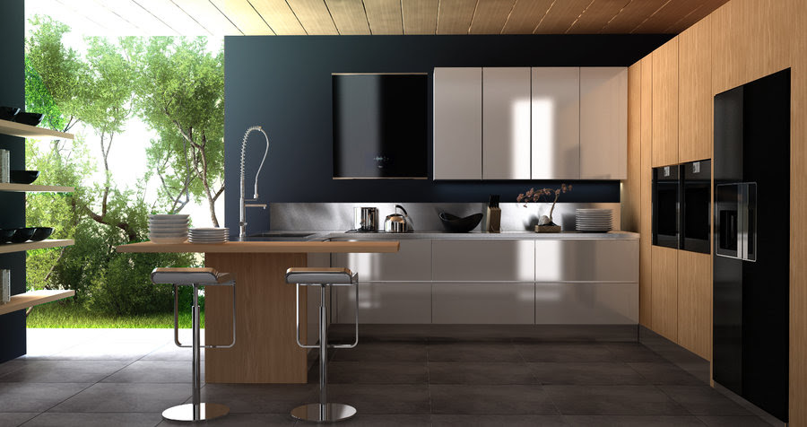 2011 Contemporary Kitchen Design And Decorations