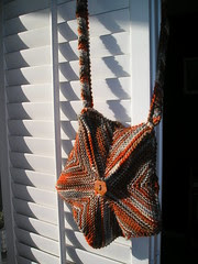 pinwheel purse