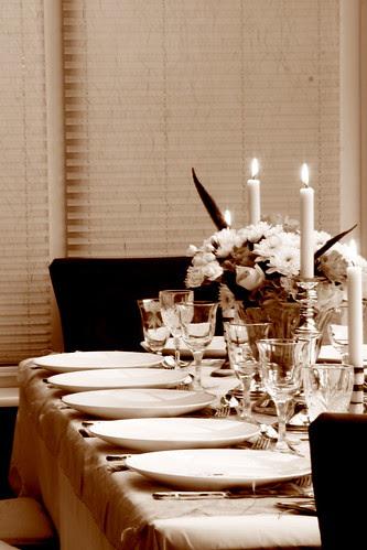A Shropshire Thanksgiving