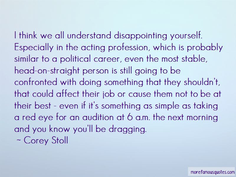 Quotes About Disappointing Yourself Top 10 Disappointing Yourself