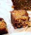كيكة العسل الاسود  والتمر المغذية جدا واللذيذة جدا