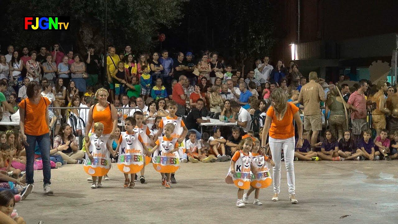01. KINDER - Disfraces - Festa La Vila 2014 - La Vilavella