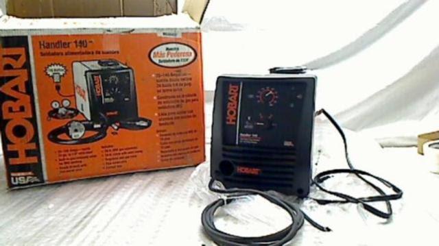 Hobart Handler 140 115-Volt 25-to-140 Amp Gas/Metal/Arc ...