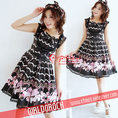 SWEET-COLLECTION-JAPAN-LOLITA-PAINT-TOKYO-DRESS