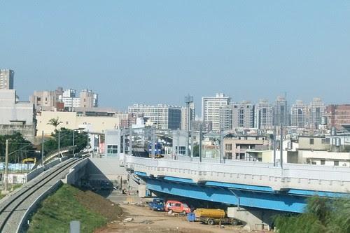 台鐵竹中站