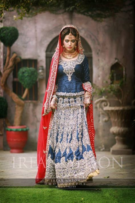 Best Bridal Barat Dresses Designs Collection 2018 19 for