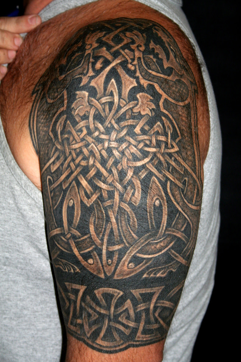 Celtic Knot Tattoos Designs, Ideas and Meaning | Tattoos ...