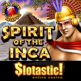 Slotastics New Spirit of the Inca Slots Game is First with New Boiling Point Jackpot Meter