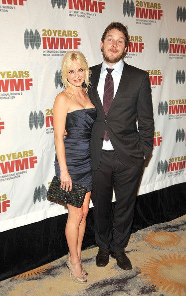Chris Pratt - The International Women's Media Foundation's Courage In Journalism Awards