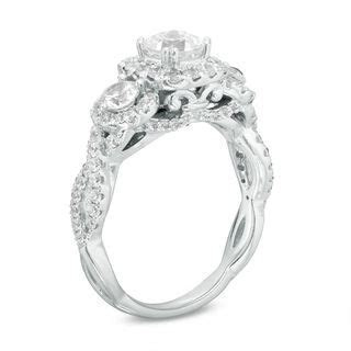 Celebration Grand® 1 1/2 CT. T.W. Cushion Cut Diamond