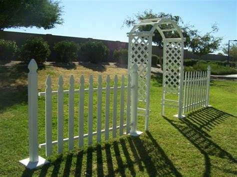 17 Best images about picket fence on Pinterest   Wedding