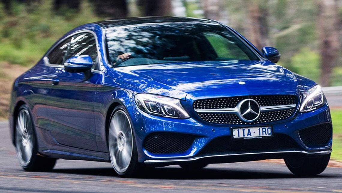 2016 Mercedes-Benz C300 Coupe review | road test | CarsGuide