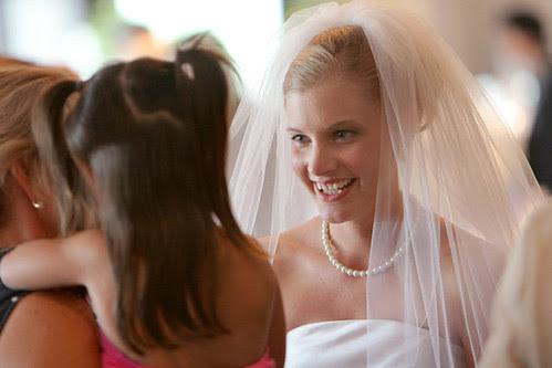 WED BRIDE SMILE
