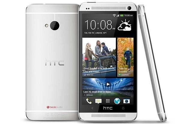 imagem em escala de teste HTC One