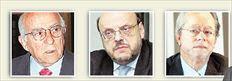 Στο στόχαστρο της γαλάζιας κριτικής μπαίνουν ο κ. Γ. Σουφλιάς και στενοί  συνεργάτες του Πρωθυπουργού, όπως οι κ.κ. Ευάγγ. Αντώναρος και Ι. Λούλης,  αλλά είναι προφανές ότι τη βασική ευθύνη την αποδίδουν τα περισσότερα  στελέχη αποκλειστικά στον κ. Καραμανλή