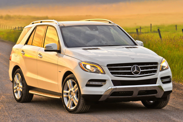 2014 Mercedes-Benz ML350 vs 2015 Mercedes-Benz ML400 ...