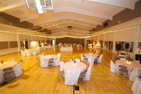 The 25  best Gym wedding reception ideas on Pinterest
