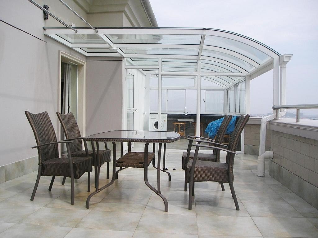 Polycarbonate Roof Panels Ideas - HomesFeed