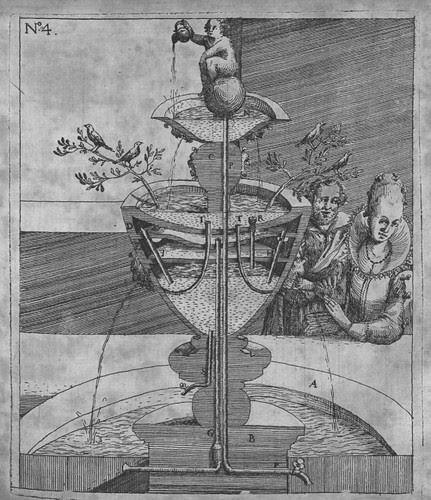 Heinrich Zeising - Theatri machinarum Erster - 1613 g