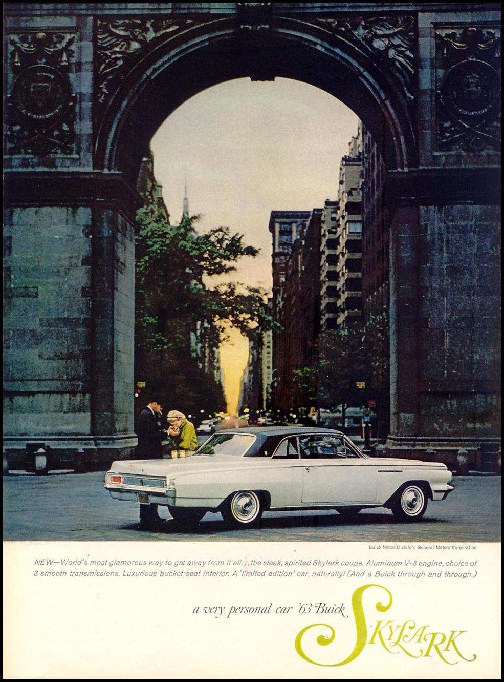 BUICK AUTOMOBILES TIME 12/07/1962 p. 36