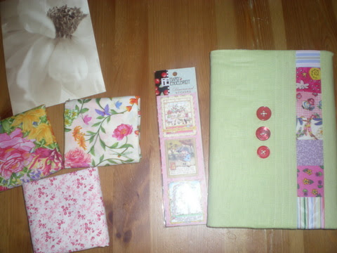 Lovely Package from Jane!