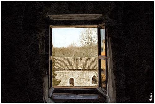 una ventana